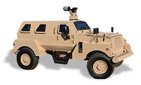 Cheetah Light Armored Vehicle with Mirror Lite Mirrors